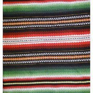 cortina alpujarreña verde