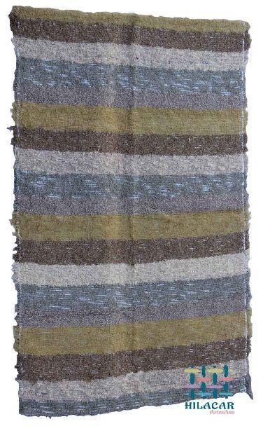 jarapa alfombra marrón claro