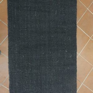 Jarapa yute color negro