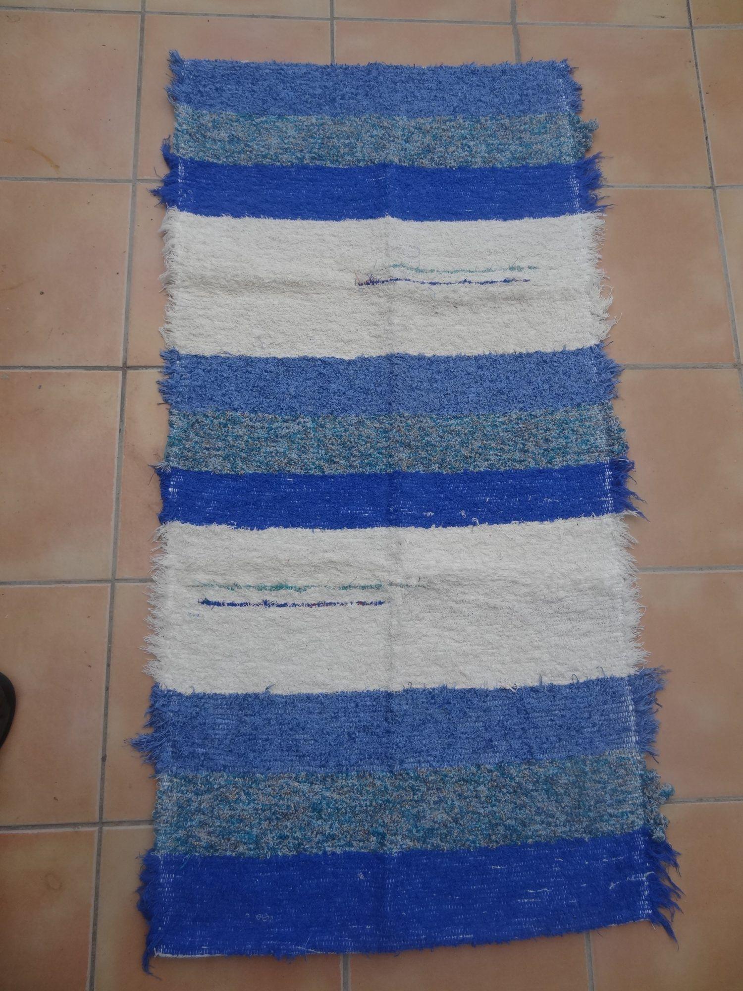 Tonos azules jarapa hilacar artesanos alpujarra bubi n - Tonos azules ...