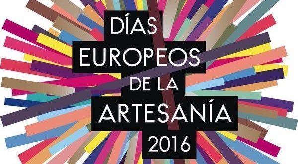 Exposicion en el museo de Almeria los Dias Europeos de Artesanía