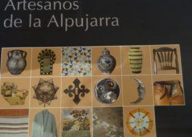 (Español) ARTESANOS DE LA ALPUJARRA
