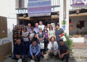 (Español) Visita del Grupo de Acción Local Lagodekhi de Georgia a la Alpujarra
