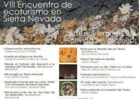 (Español) Ecoturismo en Sierra Nevada VIII Encuentro