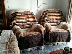 Jarapa cubre sofá, adaptable a cualquier sitio del hogar