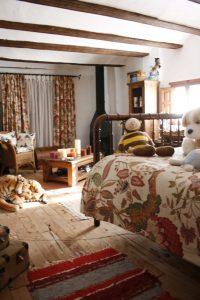 Jarapa, alfombra tipica de la Alpujarra con multiples aplicaciones