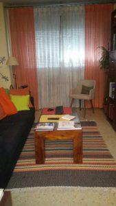 Jarapa tejidas en telares manuales de la Alpujarra en colores.