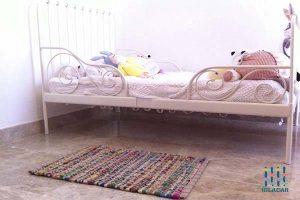 Jarapa granada, ideales para dormitorios de niños