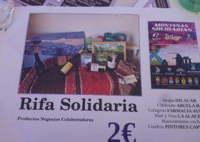 (Español) Taller de Jarapas Hilacar colabora en  'Solidaridad entre Montañas'
