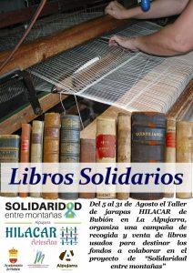 Libros solidarios, reciclar