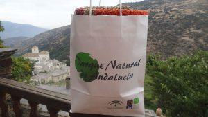 La jarapa Ecoturista en bolsas de papel