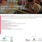 Curso de Ecoturismo del curso de tejer una jarapa